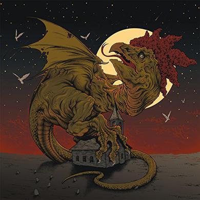 CATAPULT THE DEAD A UNIVERSAL EMPTINESS (SPLATTER VINYL) Vinyl Record