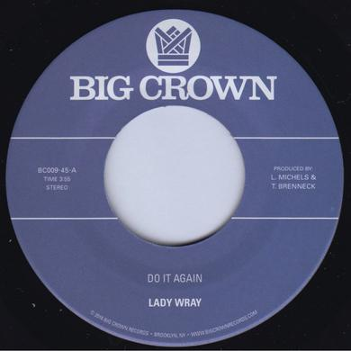 LADY WRAY DO IT AGAIN / IN LOVE Vinyl Record