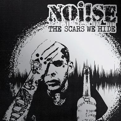 Noi!se SCARS WE HIDE (CLEAR VINYL) Vinyl Record