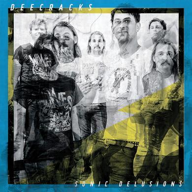 Deecracks SONIC DELUSIONS Vinyl Record