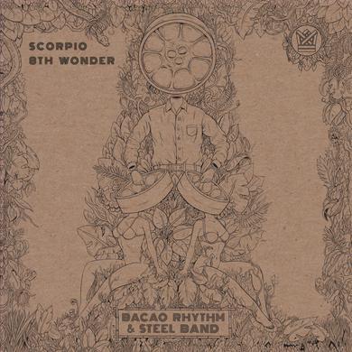 Bacao Rhythm & Steel Band SCORPIO / 8TH WONDER Vinyl Record