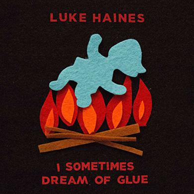 Luke Haines I SOMETIMES DREAM OF GLUE Vinyl Record