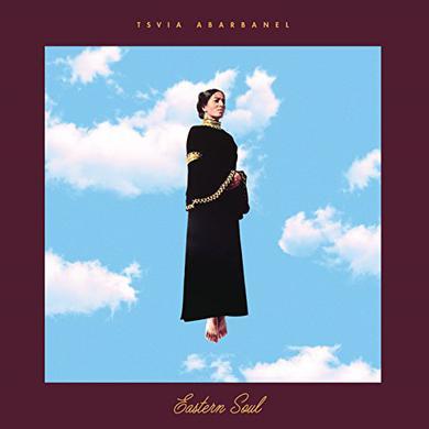 Tsvia Abarbanel EASTERN SOUL Vinyl Record
