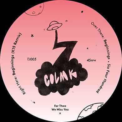 Colm K BEGINNINGS / SIX FOUR HUNDRED Vinyl Record