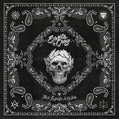 Santa Cruz BAD BLOOD RISING Vinyl Record