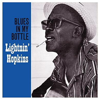 Lightnin Hopkins BLUES IN MY BOTTLE Vinyl Record