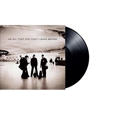 U2 ALL THAT YOU CAN'T LEAVE BEHIND Vinyl Record