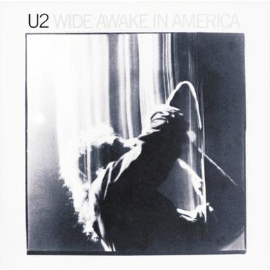 U2 WIDE AWAKE IN AMERICA Vinyl Record