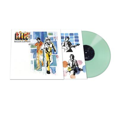 Air MOON SAFARI (20TH ANNIVERSARY) Vinyl Record