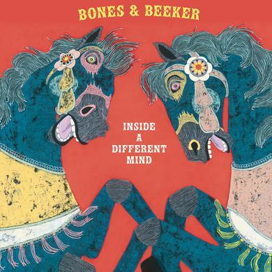 BONES & BEEKER INSIDE A DIFFERENT MIND Vinyl Record