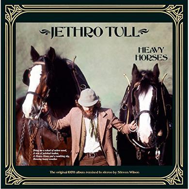 Jethro Tull HEAVY HORSES (STEVEN WILSON REMIX) Vinyl Record