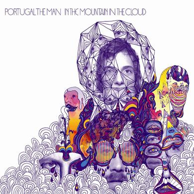 Portugal The Man IN THE MOUNTAIN IN THE CLOUD Vinyl Record