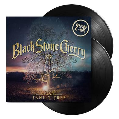 Black Stone Cherry FAMILY TREE Vinyl Record