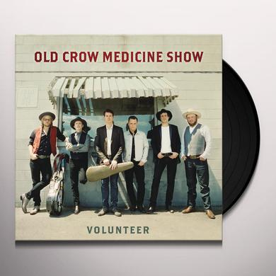 Old Crow Medicine Show VOLUNTEER Vinyl Record