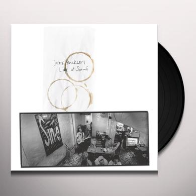 Jeff Buckley LIVE AT SIN-E (LEGACY EDITION) Vinyl Record