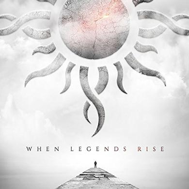 Godsmack WHEN LEGENDS RISE Vinyl Record