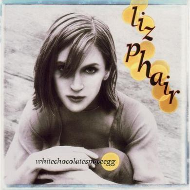Liz Phair WHITECHOCOLATESPACEEGG Vinyl Record