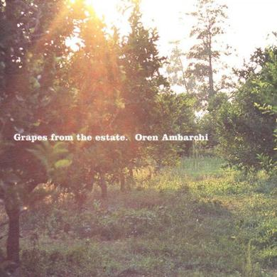 Oren Ambarchi GRAPES FROM THE ESTATE Vinyl Record