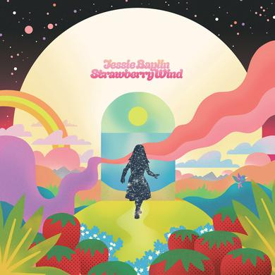 Jessie Baylin STRAWBERRY WIND Vinyl Record