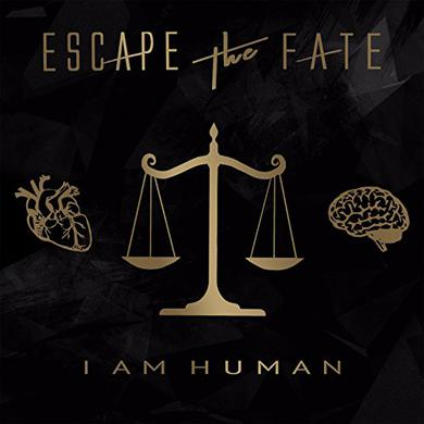 Escape The Fate I AM HUMAN Vinyl Record
