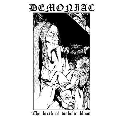Demoniac BIRTH OF DIABOLICAL BLOOD Vinyl Record