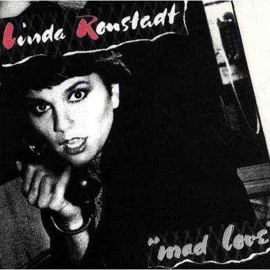 Linda Ronstadt MAD LOVE Vinyl Record