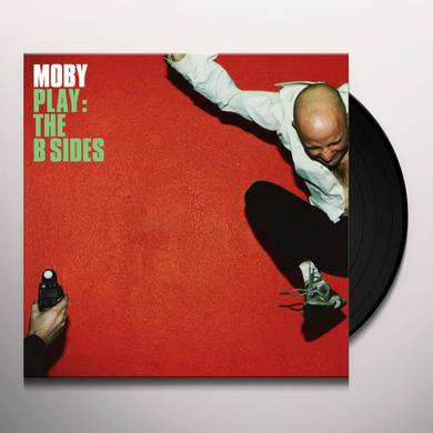 Moby PLAY B-SIDES Vinyl Record