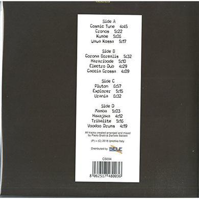 Daniele Baldelli COSMIC SOUND Vinyl Record