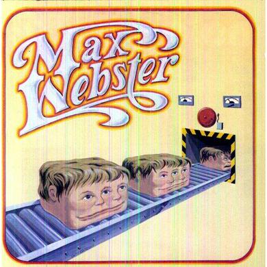 MAX WEBSTER Vinyl Record