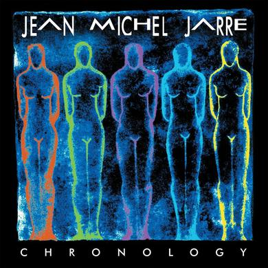 Jean Michel Jarre CHRONOLOGY (25TH ANNIVERSARY) Vinyl Record