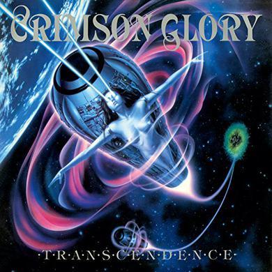 Crimson Glory TRANSCENDENCE Vinyl Record