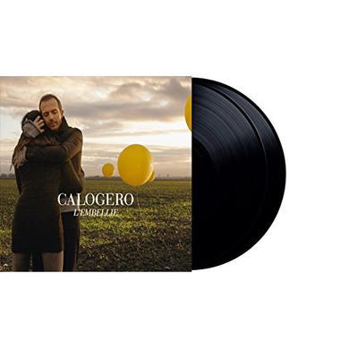 Calogero L'EMBELLIE Vinyl Record