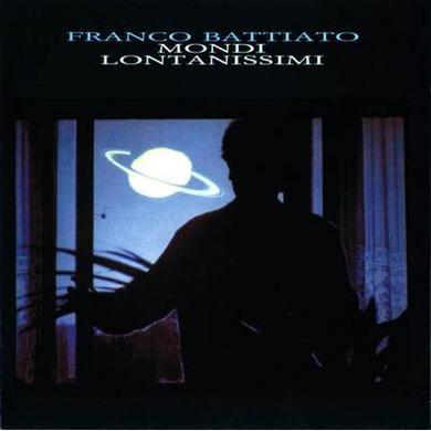 Franco Battiato MONDI LONTANISSIMI Vinyl Record