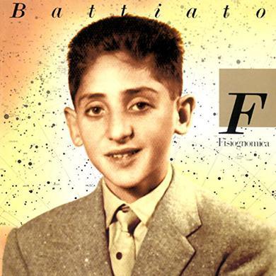 Franco Battiato FISIOGNOMICA Vinyl Record