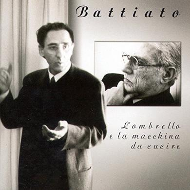 Franco Battiato L'OMBRELLO E LA MACCHINA DA CUCIRE Vinyl Record