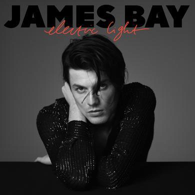 James Bay ELECTRIC LIGHT Vinyl Record