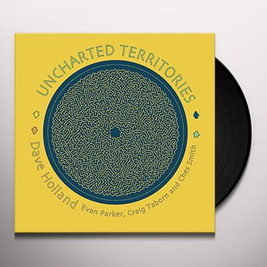 Dave Holland UNCHARTED TERRITORIES Vinyl Record
