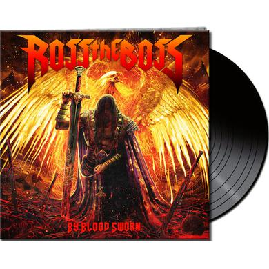 Ross The Boss BY BLOOD SWORN (BLACK VINYL) Vinyl Record