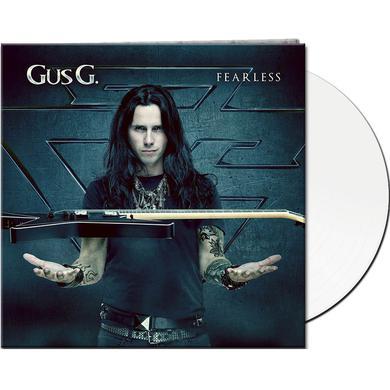 Gus G. FEARLESS (WHITE VINYL) Vinyl Record