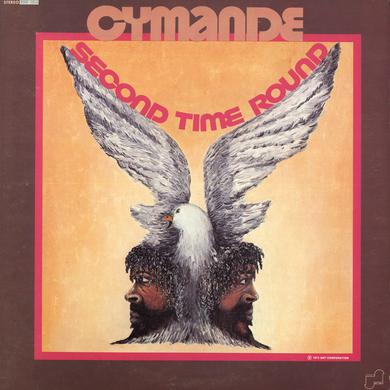 Cymande SECOND TIME AROUND Vinyl Record