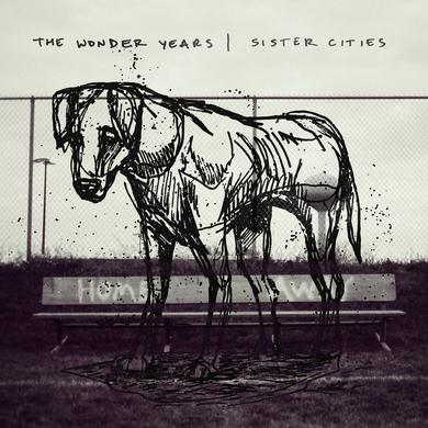 Wonder Years SISTER CITIES Vinyl Record