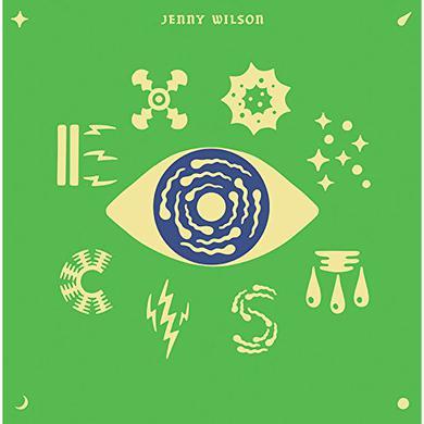 Jenny Wilson EXORCISM Vinyl Record