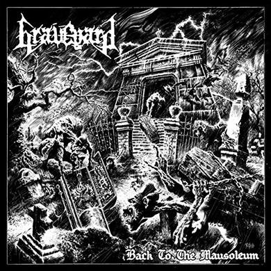 Graveyard BACK TO THE MAUSOLEUM Vinyl Record