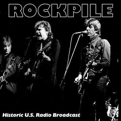 Rockpile LIVE AT THE PALLADIUM Vinyl Record