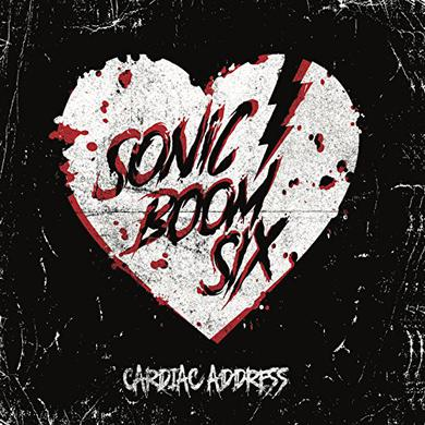 Sonic Boom Six CARDIAC ADDRESS Vinyl Record