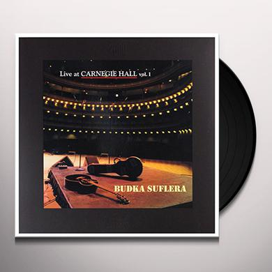 Budka Suflera LIVE AT CARNEGIE HALL 1 Vinyl Record