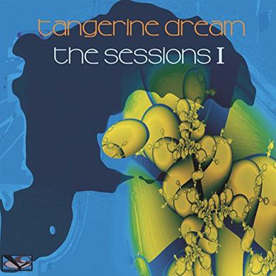 Tangerine Dream SESSIONS 1 Vinyl Record