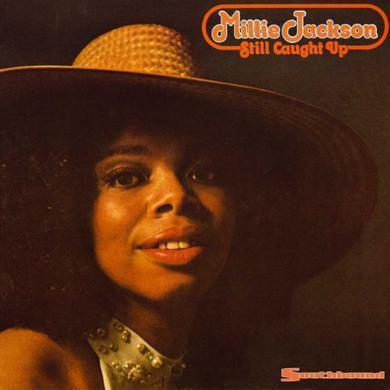 Millie Jackson STILL CAUGHT UP Vinyl Record