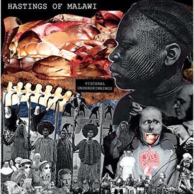 HASTINGS OF MALAWI VISCERAL UNDERSKINNINGS Vinyl Record