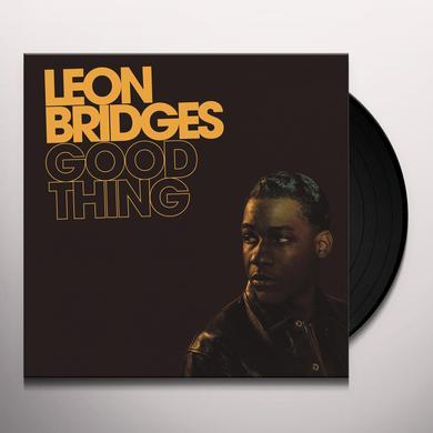 Leon Bridges GOOD THING Vinyl Record